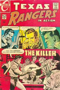 Cover Thumbnail for Texas Rangers in Action (Charlton, 1956 series) #78