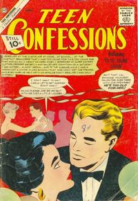 Cover Thumbnail for Teen Confessions (Charlton, 1959 series) #16
