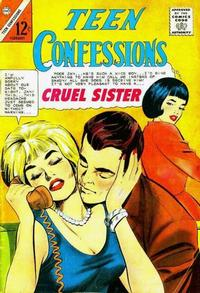 Cover Thumbnail for Teen Confessions (Charlton, 1959 series) #32
