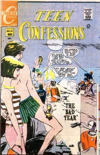 Cover Thumbnail for Teen Confessions (Charlton, 1959 series) #47