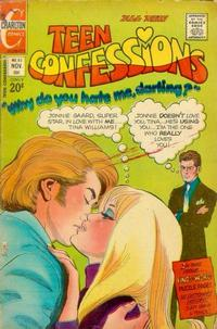 Cover Thumbnail for Teen Confessions (Charlton, 1959 series) #83