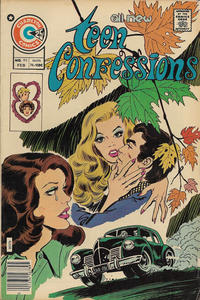 Cover Thumbnail for Teen Confessions (Charlton, 1959 series) #93