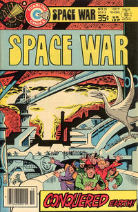 Cover Thumbnail for Space War (Charlton, 1978 series) #31
