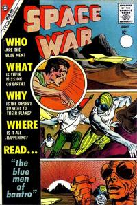 Cover Thumbnail for Space War (Charlton, 1959 series) #6