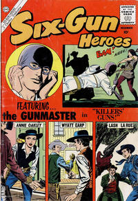 Cover Thumbnail for Six-Gun Heroes (Charlton, 1954 series) #60