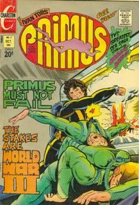 Cover Thumbnail for Primus (Charlton, 1972 series) #7