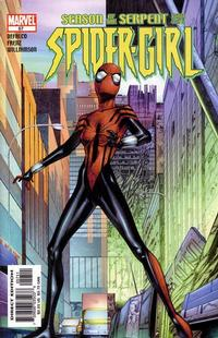 Cover Thumbnail for Spider-Girl (Marvel, 1998 series) #57