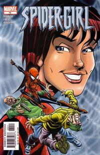 Cover Thumbnail for Spider-Girl (Marvel, 1998 series) #72