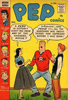 Cover for Pep Comics (Archie, 1940 series) #124