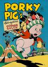 Cover for Four Color (Dell, 1942 series) #112 - Porky Pig's Adventure in Gopher Gulch