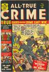Cover for All True Crime (Marvel, 1949 series) #44