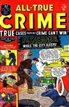 Cover for All True Crime (Marvel, 1949 series) #45