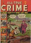 Cover for All True Crime (Marvel, 1949 series) #49