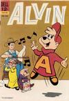Cover for Alvin (Dell, 1962 series) #2