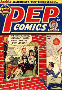 Cover Thumbnail for Pep Comics (Archie, 1940 series) #72