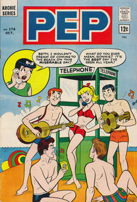 Cover Thumbnail for Pep (Archie, 1960 series) #174