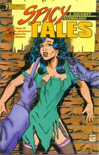 Cover Thumbnail for Spicy Tales (Malibu, 1988 series) #7