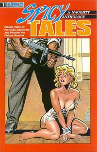 Cover Thumbnail for Spicy Tales (Malibu, 1988 series) #11