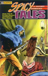 Cover Thumbnail for Spicy Tales (Malibu, 1988 series) #15