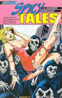 Cover Thumbnail for Spicy Tales (Malibu, 1988 series) #20