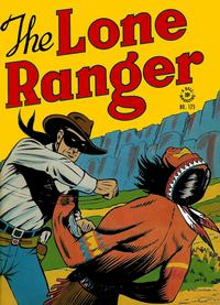 Cover Thumbnail for Four Color (Dell, 1942 series) #125 - The Lone Ranger