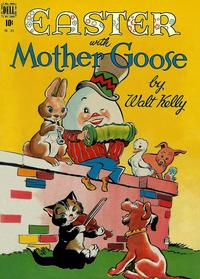 Cover Thumbnail for Four Color (Dell, 1942 series) #185 - Easter with Mother Goose