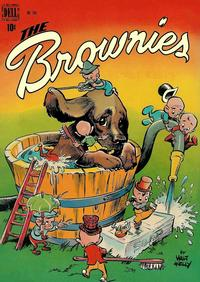 Cover Thumbnail for Four Color (Dell, 1942 series) #244 - The Brownies