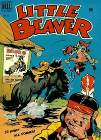 Cover Thumbnail for Four Color (Dell, 1942 series) #267 - Little Beaver