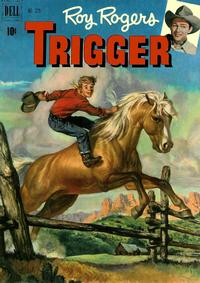 Cover Thumbnail for Four Color (Dell, 1942 series) #329 - Roy Rogers' Trigger