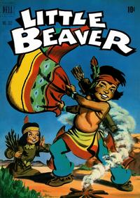 Cover Thumbnail for Four Color (Dell, 1942 series) #332 - Little Beaver