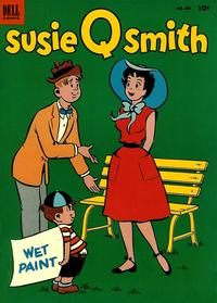Cover for Four Color (Dell, 1942 series) #453 - Susie Q. Smith