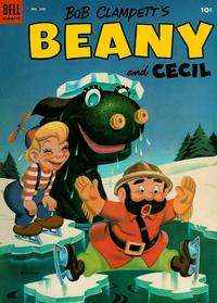 Cover Thumbnail for Four Color (Dell, 1942 series) #530 - Bob Clampett's Beany and Cecil