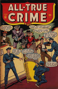 Cover Thumbnail for All True Crime Cases (Marvel, 1948 series) #28