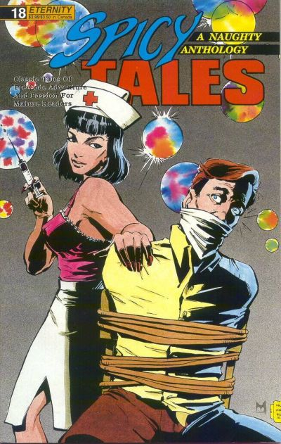Cover for Spicy Tales (Malibu, 1988 series) #18