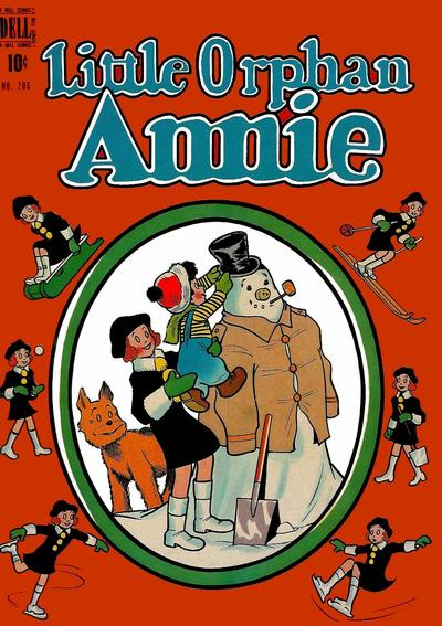 Cover for Four Color (Dell, 1942 series) #206 - Little Orphan Annie