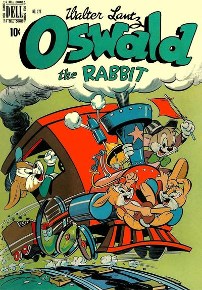 Cover for Four Color (Dell, 1942 series) #273