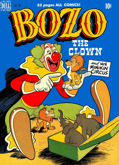 Cover for Four Color (Dell, 1942 series) #285