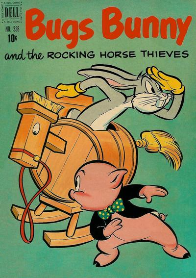 Cover for Four Color (Dell, 1942 series) #338