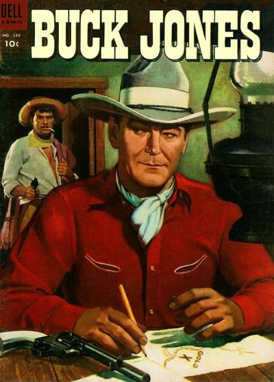 Cover for Four Color (Dell, 1942 series) #589