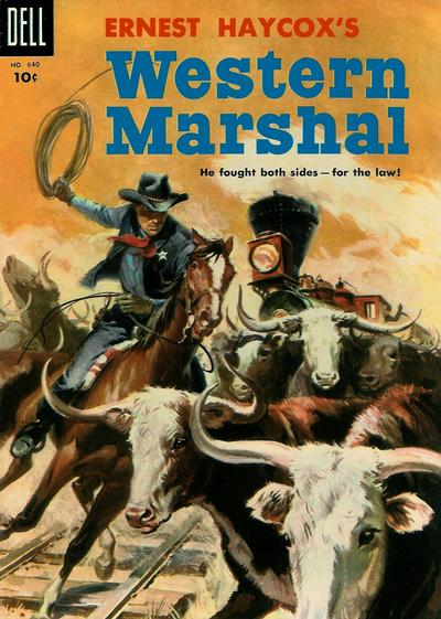 Cover for Four Color (Dell, 1942 series) #640