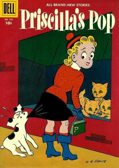 Cover for Four Color (Dell, 1942 series) #704