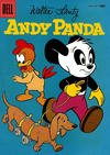 Cover for Walter Lantz Andy Panda (Dell, 1952 series) #38