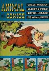 Cover for Animal Comics (Dell, 1942 series) #27