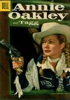 Cover for Annie Oakley and Tagg (Dell, 1955 series) #7