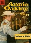 Cover for Annie Oakley and Tagg (Dell, 1955 series) #17