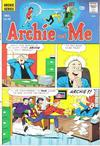 Cover for Archie and Me (Archie, 1964 series) #12