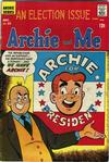 Cover for Archie and Me (Archie, 1964 series) #25