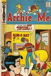 Cover for Archie and Me (Archie, 1964 series) #54