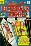 Cover for Archie at Riverdale High (Archie, 1972 series) #4