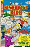 Cover for Archie at Riverdale High (Archie, 1972 series) #53